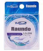 Леска Baltic Tackle Raundo 25м/1,2/0,18мм/2,70кг