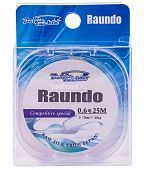 Леска Baltic Tackle Raundo 25м/0,6/0,12мм/1,30кг