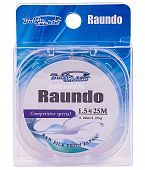 Леска Baltic Tackle Raundo 25м/1,5/0,20мм/3,21кг