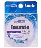 Леска Baltic Tackle Raundo 25м/0,3/0,08мм/0,67кг